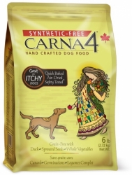 Carna4 Dog Food Grain Free Duck